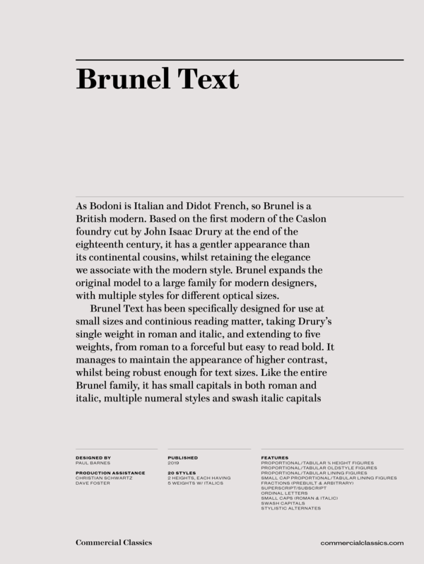 Brunel text family 1 600 xxx q87